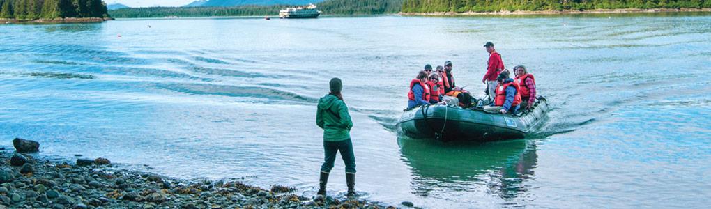Alaska: Boots, Pants, Poles