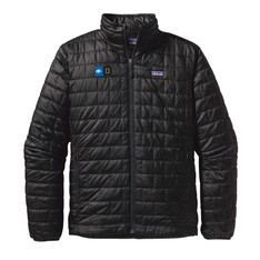 Men's Nano Puff® Jacket with embroidered logo